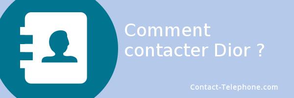 contact dior