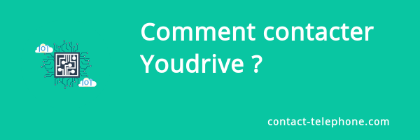 contacter youdrive