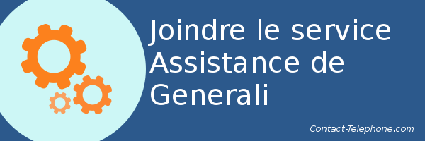 joindre assistance generali
