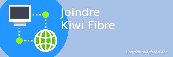 joindre kiwi fibre