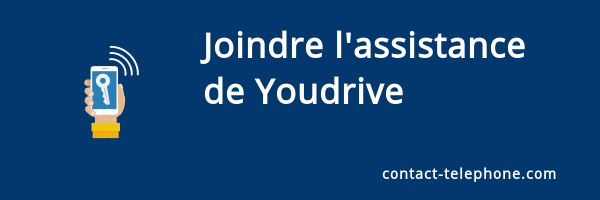 joindre youdrive assistance