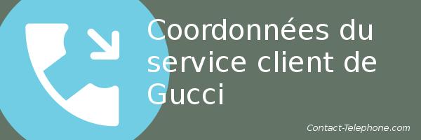 service client gucci