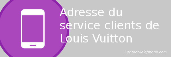service client louis vuitton
