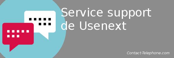 service support usenext