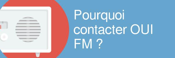 contact oui fm