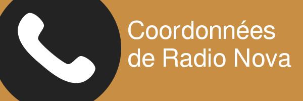coordonnees radio nova
