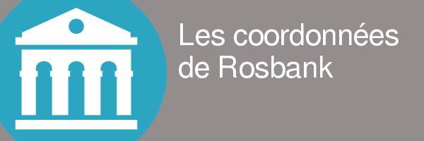 coordonnees rosbank