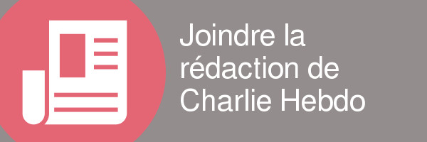 joindre charlie hebdo redaction