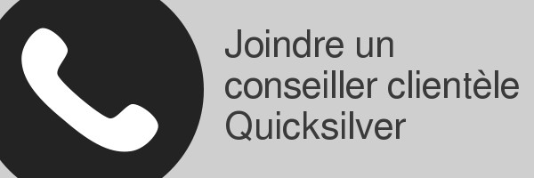 joindre conseiller client quicksilver