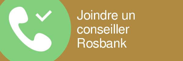 joindre conseiller rosbank