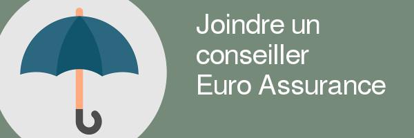 joindre euro assurance