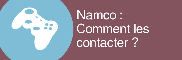 namco contact
