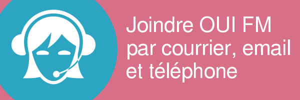 oui fm email telephone courrier
