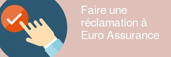 contacter euro assurance par t l phone courrier postal ou lectronique. Black Bedroom Furniture Sets. Home Design Ideas