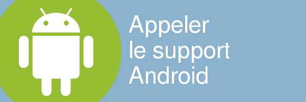 appeler support android
