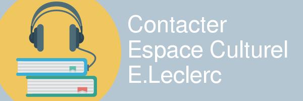 contact espace culturel leclerc