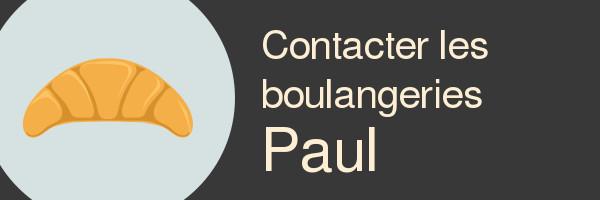 contact paul boulangerie
