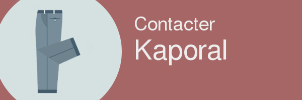 contacter kaporal