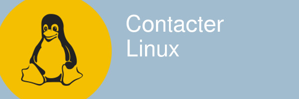 contacter linux
