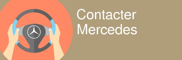 contacter mercedes