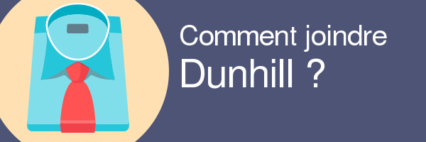 joindre dunhill