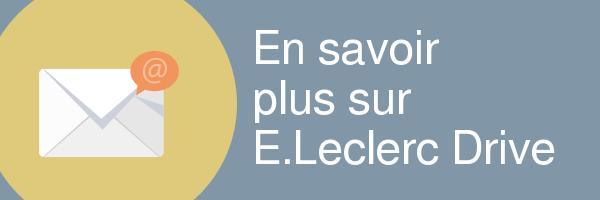 leclerc drive informations