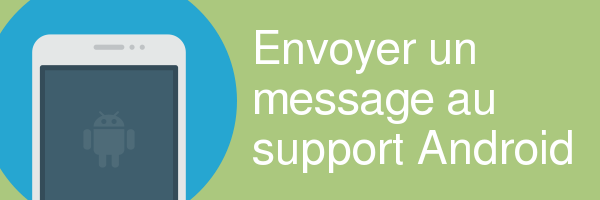 message support android