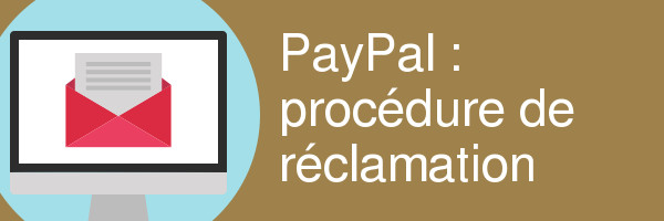 paypal procedure reclamation