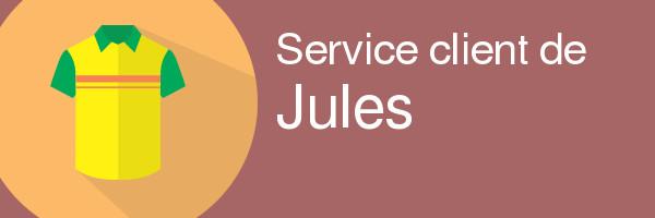 service client jules