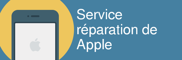 service reparation apple