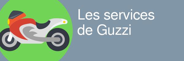 services guzzi
