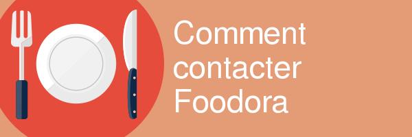 contacter foodora