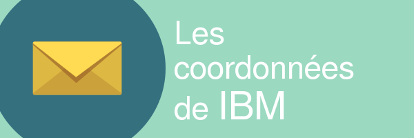 coordonnees ibm