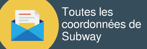 coordonnees subway