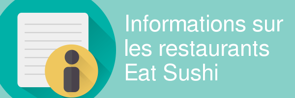 informations eat sushi