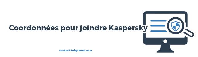 Contact Kaspersky