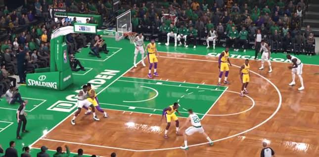 Contacter NBA Live
