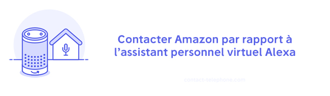 Contacter Alexa Amazon