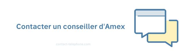 Contacter Amex