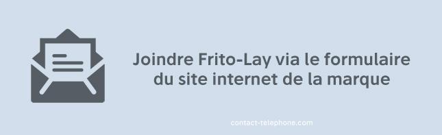 Contacter Frito-Lay
