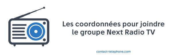 Contacter Next Radio TV