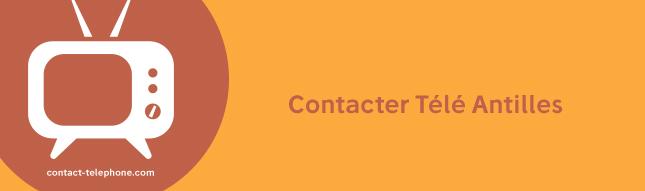 Contacter Tele Antilles
