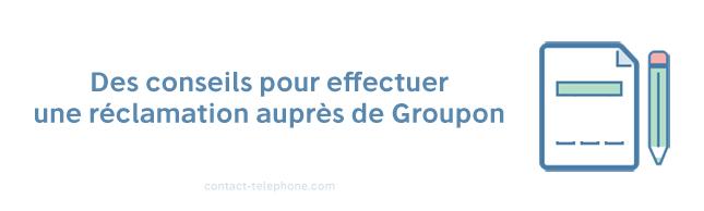 Mediateur Groupon