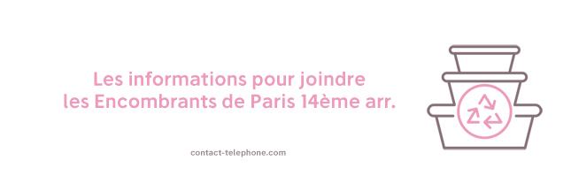 Service Encombrants Paris 14