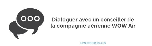 Telephone WOW Air