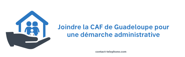 Adresse CAF Guadeloupe