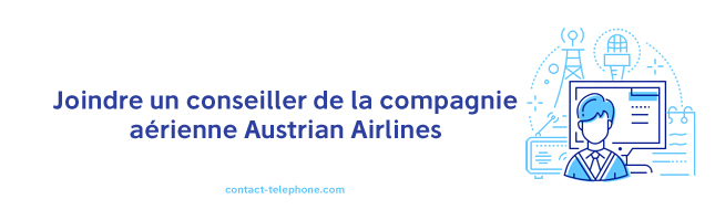 Austrian Airlines contact