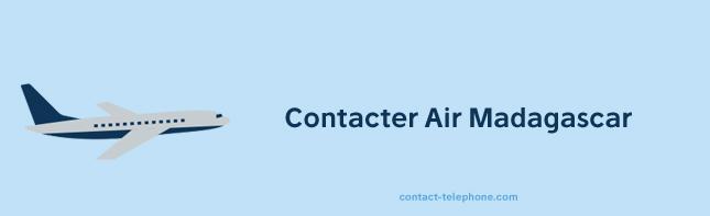 Contacter Air Madagascar
