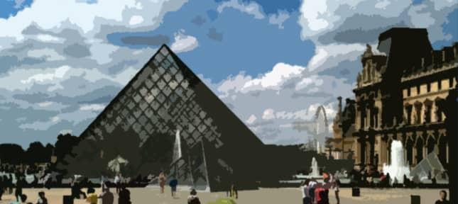 Contacter Le Louvre