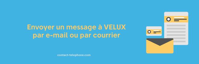 Contacter Velux par mail